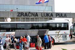 Four new low cost carriers arrive at Pula Airport