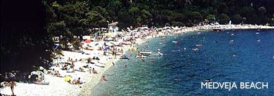 Renovation of Medveja Beach - Opatija