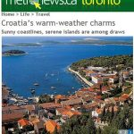 Croatia: Sunny coastlines, serene islands