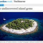Lopud and Pakleni Islands among 20 undiscovered island gems