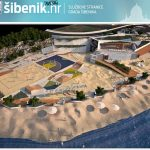 Beach Banj - the new beach in Sibenik