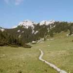 Tereziana Hiking Trail at Velebit Mountain