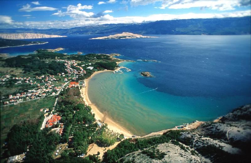 Hotel San Marino Rab Kroatien