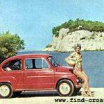 Holidaying in Croatia in 1960's