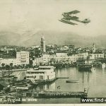 Historical Images of Hydroplanes around Croatian Coast