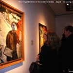 Marc Chagall Exhibition in Zagreb