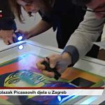 Zagreb: Picasso Exhibition at Klovićevi Dvori Gallery
