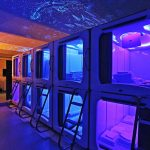 Subspace hostel with space pods opens in Zagreb