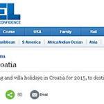 Telegraph: The top 5 villa holidays in Croatia 2015