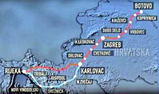 Getting To Rijeka By Car Plane Train Or Bus
