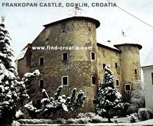 frankopan castle ogulin