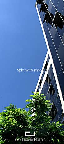 Hotel in split croatia booking com