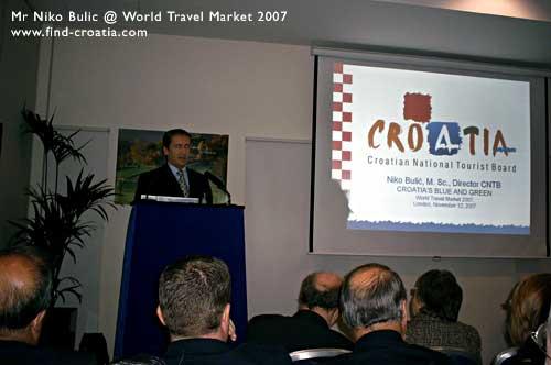 Croatia Tourist Board Niko Bulic
