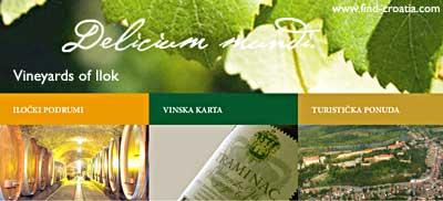 vineyards of ilok