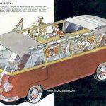 Convertible Tourist Van from 1964