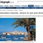 Recommended Restaurants and Bars on Dalmatian Islands