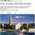 Enjoy Hvar for its beaches, history and tiny fish restaurants
