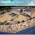 Beach Banj - the new beach in Sibenik