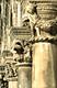 detail of dubrovnik