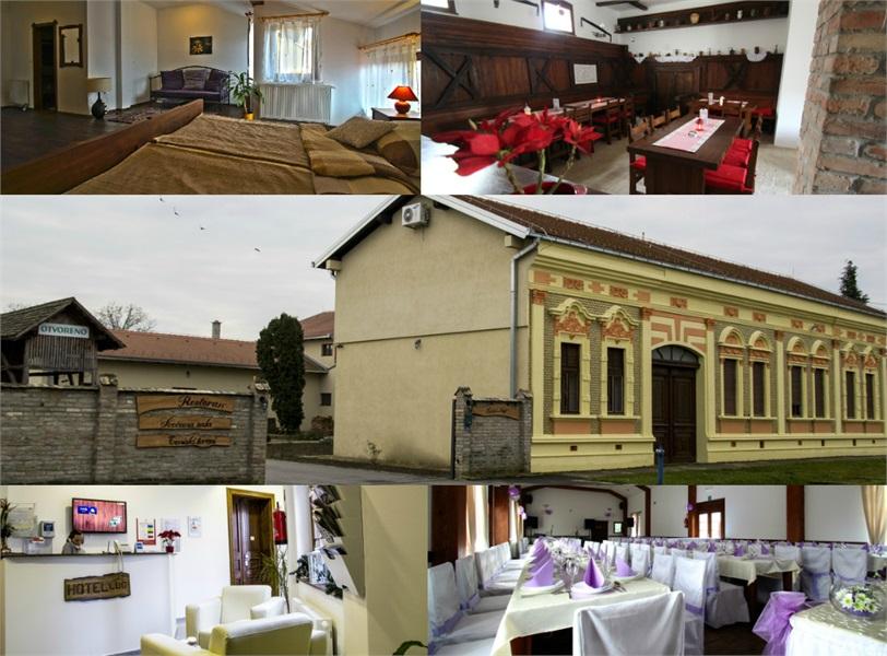New Hotel in Bilje, Baranja