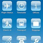 mobile application by Croatia Airlines