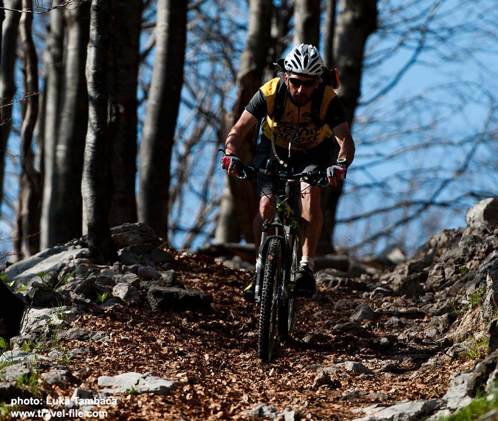 cycling in risnjak