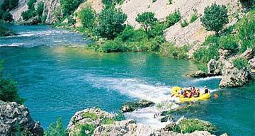 Adventure Holiday in Croatia