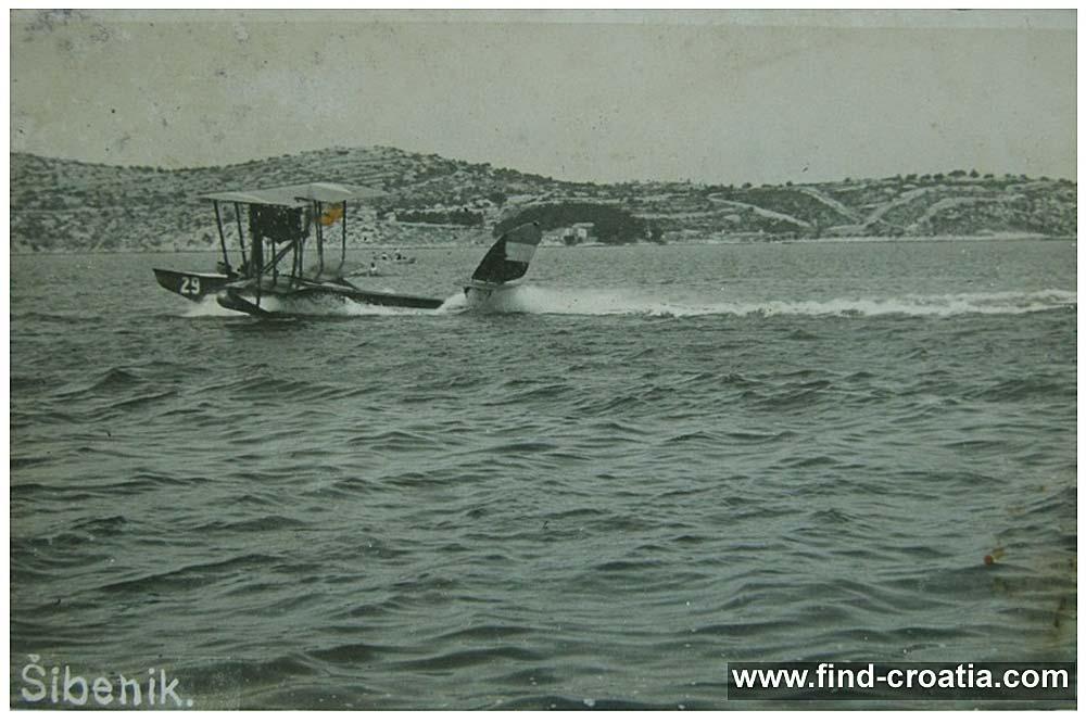 hydroplane-sibenik1930s