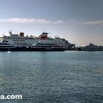 Ferries from Italy to Croatia