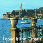 Lopud and Susak Islands among