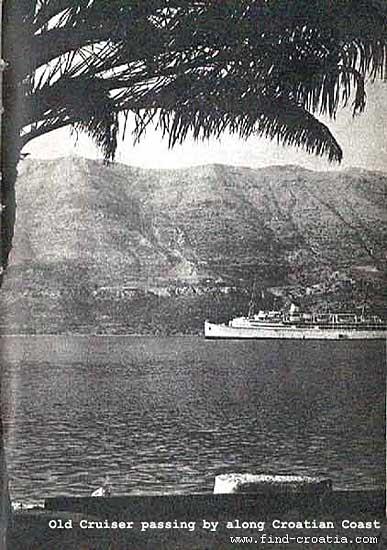 old-ship-croatia-1940