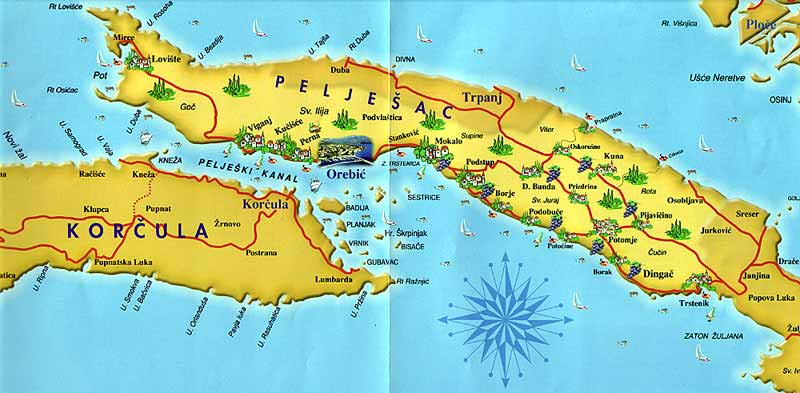 peljesac-map