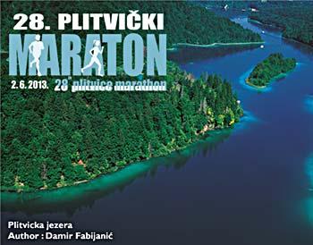 Plitvice Lakse Marathon 2013