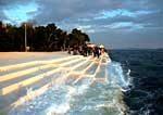 Zadar's Sea Organ and Skradin Bridge nominated for CEMEX Building Award