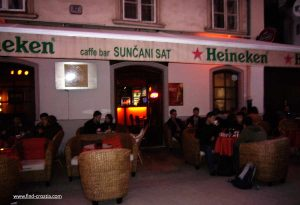 Night Life And Entertainment In Zagreb