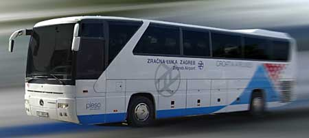 Zagreb Airport Bus