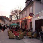 Photos of Tkalciceva Street in Zagreb